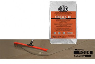 Choose Your Solution with ARDEX Self-Leveling Underlayments