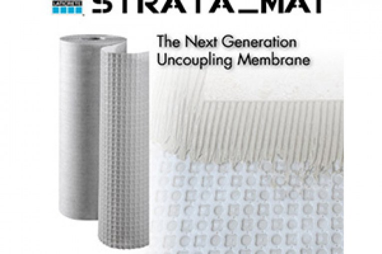 LATICRETE Launches STRATA_MAT XT