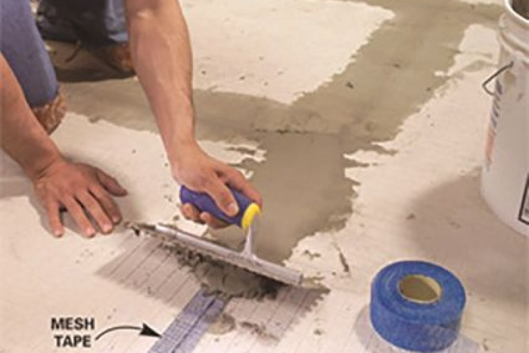 When to Use a Tile Backer Board