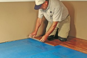 Using the Correct Underlay to Match Laminates and LVT