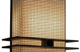 Square Mesh Wall Sconce by ADG Lighting